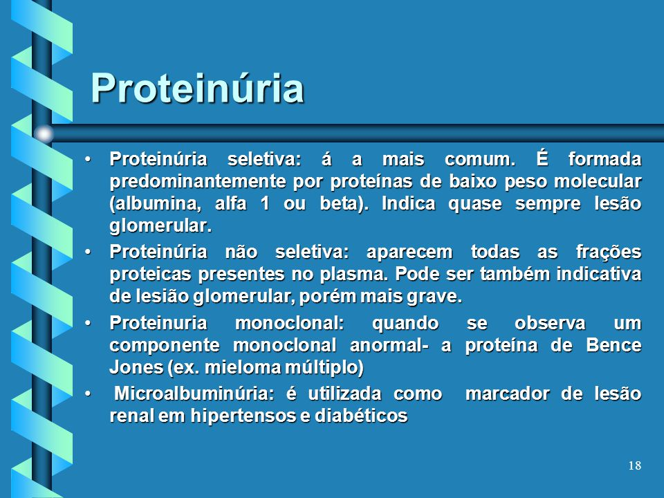 Proteinúria