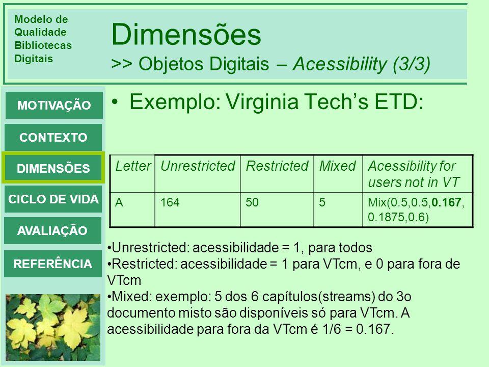 Dimensões >> Objetos Digitais – Acessibility (3/3)