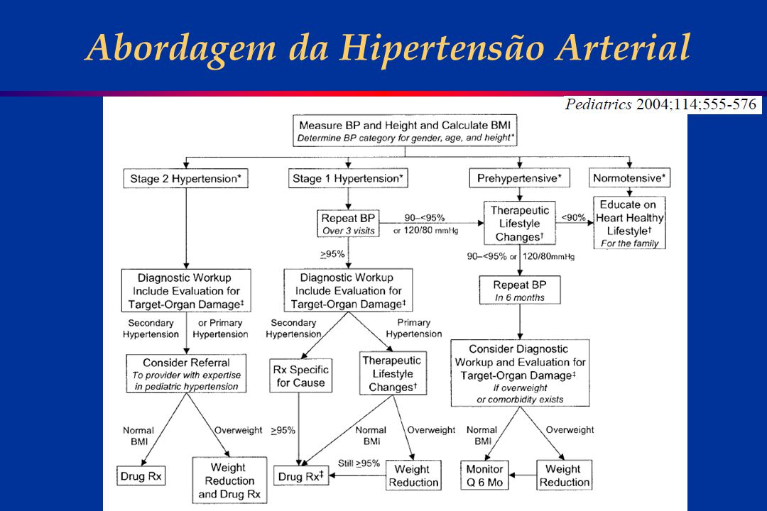 Abordagem da Hipertensão Arterial