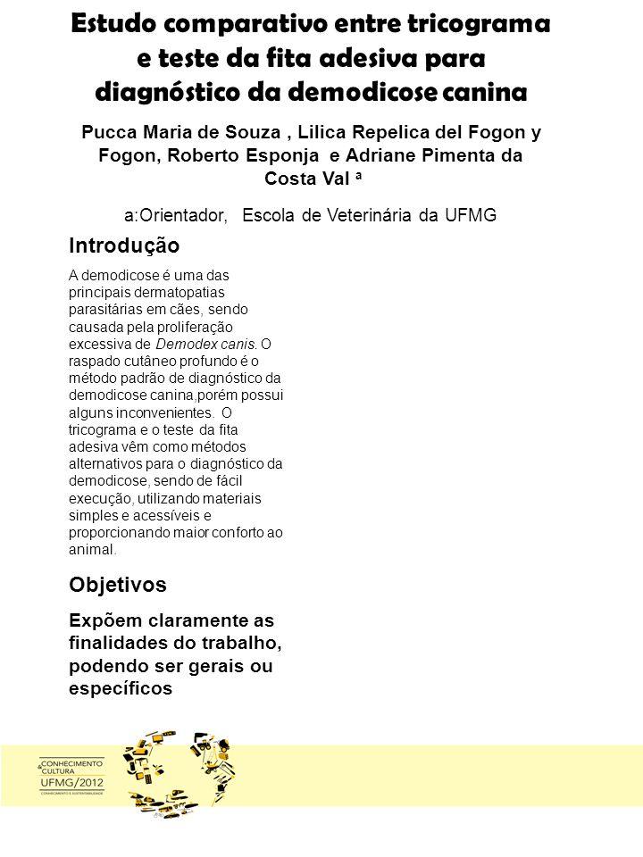 a:Orientador, Escola de Veterinária da UFMG