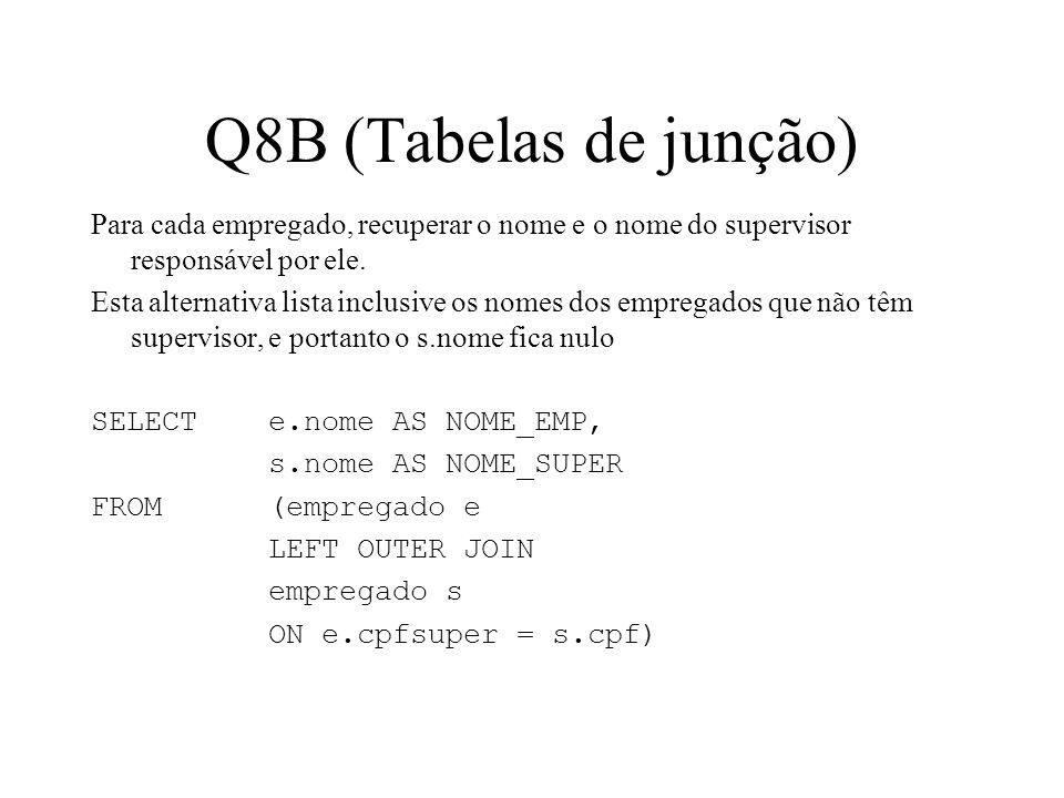 Q8B (Tabelas de junção)