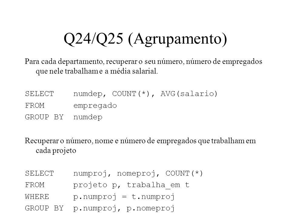 Q24/Q25 (Agrupamento)