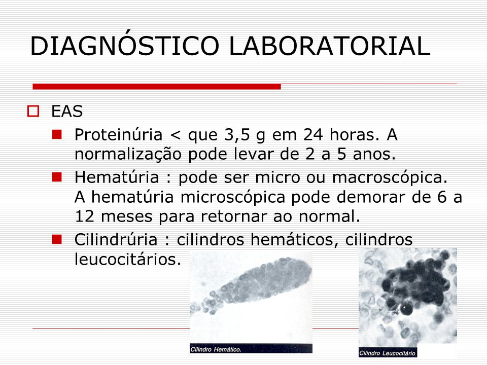 DIAGNÓSTICO LABORATORIAL