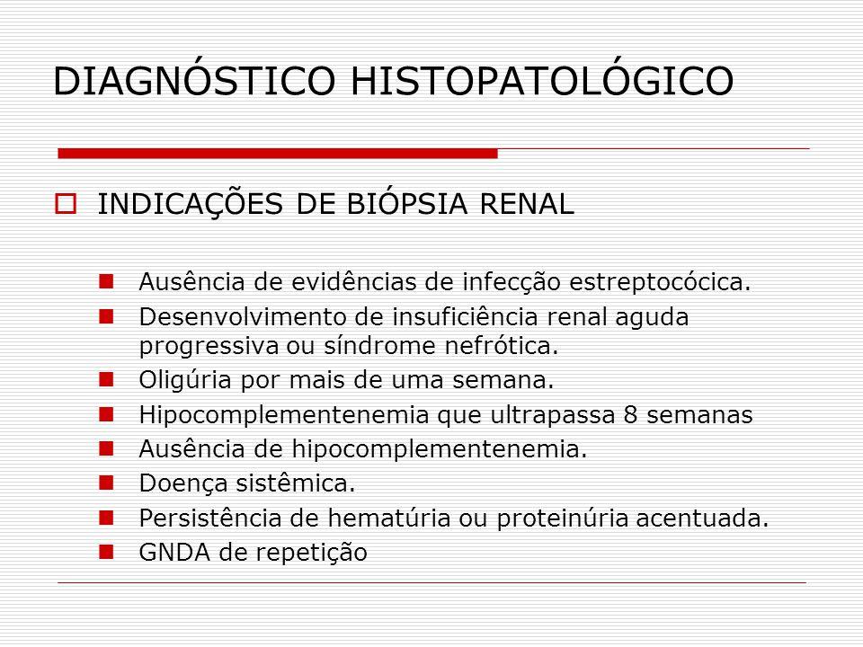 DIAGNÓSTICO HISTOPATOLÓGICO