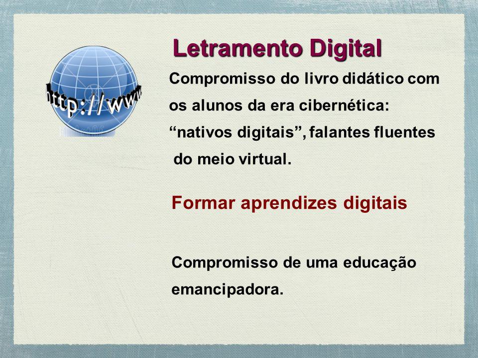 Formar aprendizes digitais