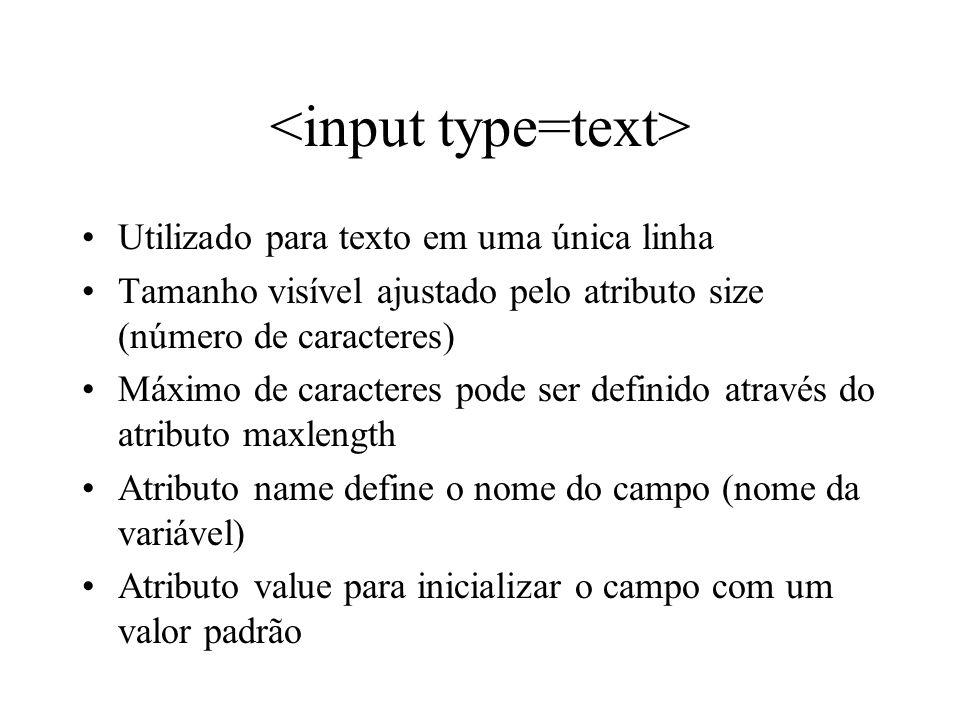 <input type=text>