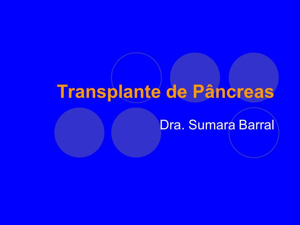 Transplante de Pâncreas