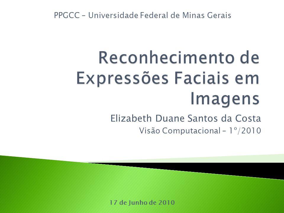 Reconhecimento de Expressões Faciais em Imagens
