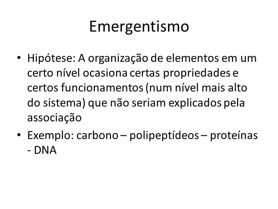 Emergentismo