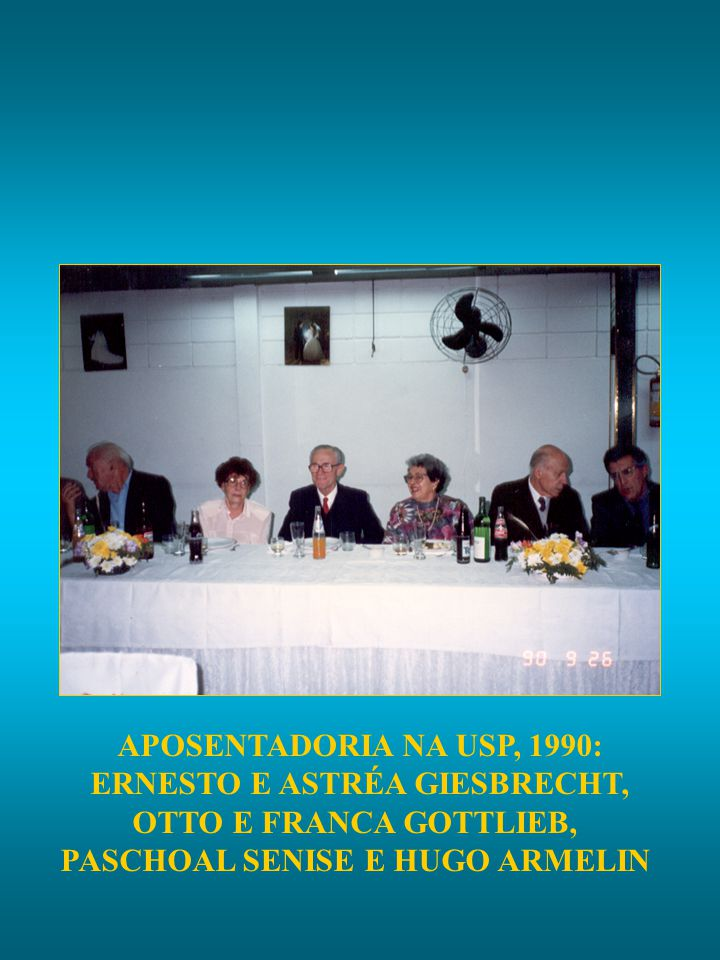 ERNESTO E ASTRÉA GIESBRECHT,