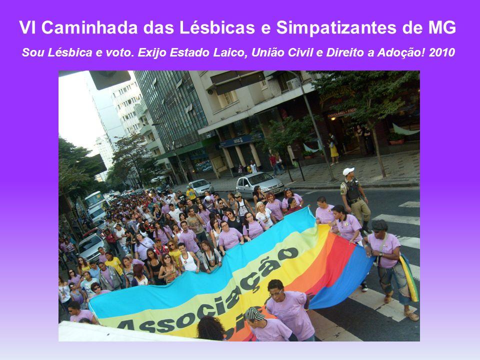 VI Caminhada das Lésbicas e Simpatizantes de MG