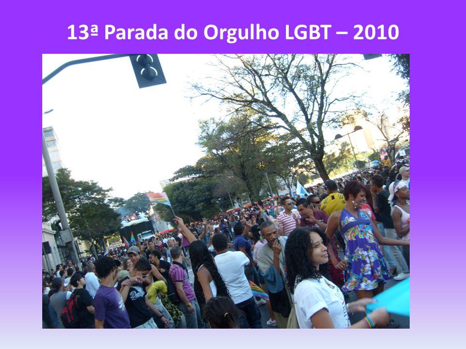 13ª Parada do Orgulho LGBT – 2010