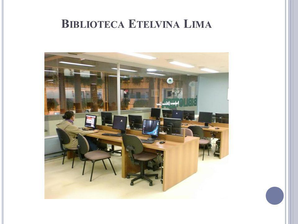 Biblioteca Etelvina Lima