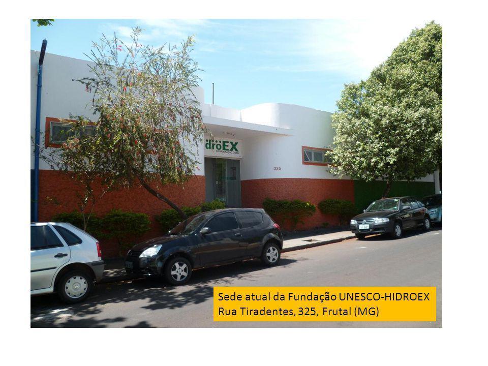 Sede atual da Fundação UNESCO-HIDROEX