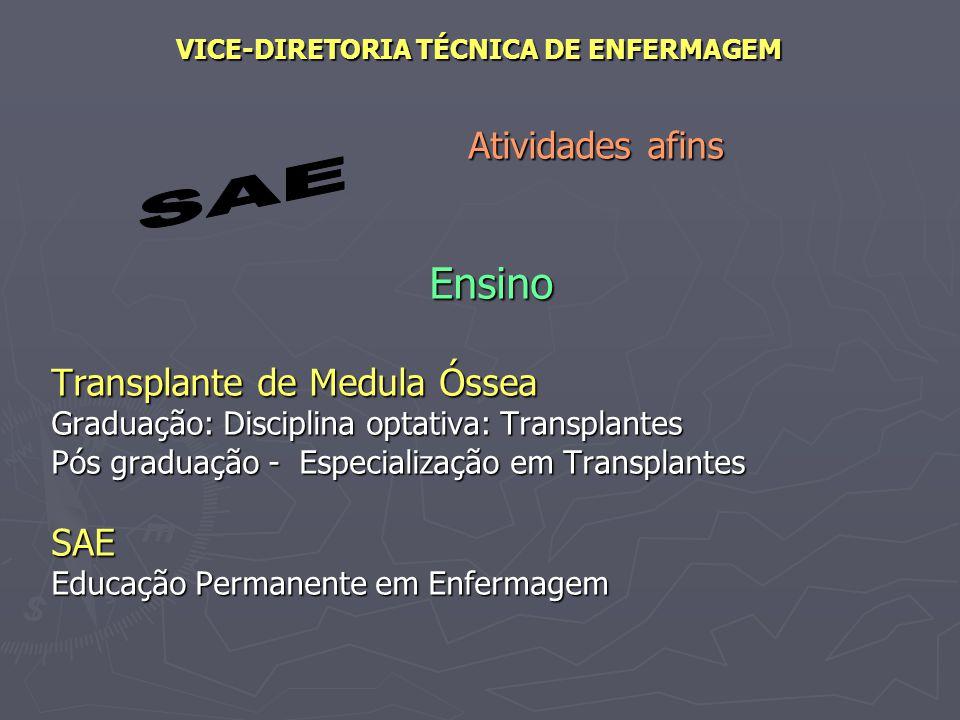 VICE-DIRETORIA TÉCNICA DE ENFERMAGEM