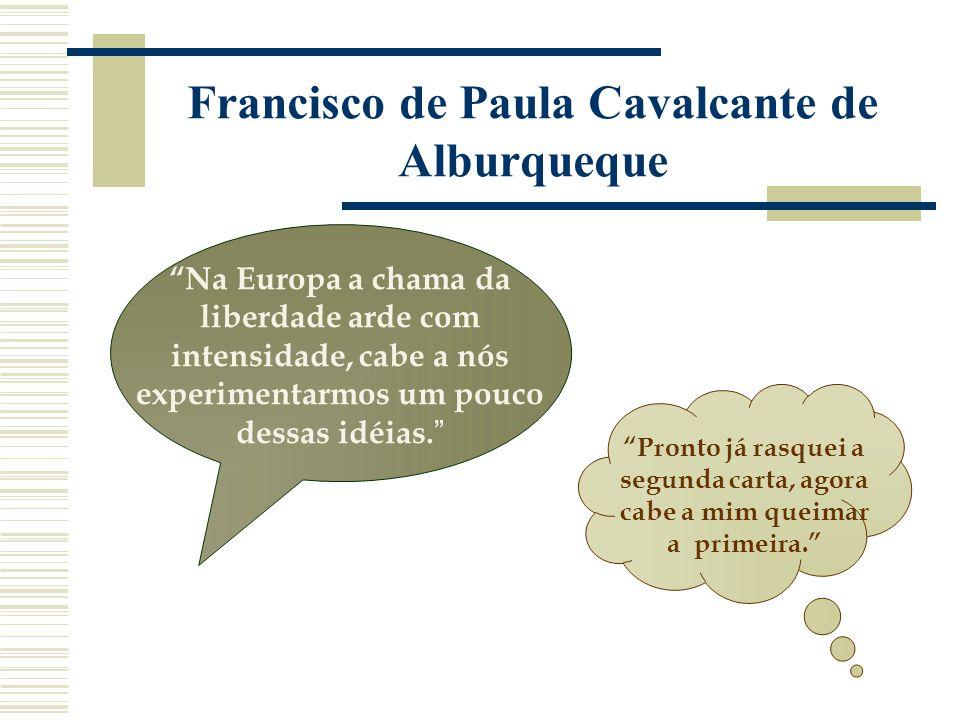 Francisco de Paula Cavalcante de Alburqueque