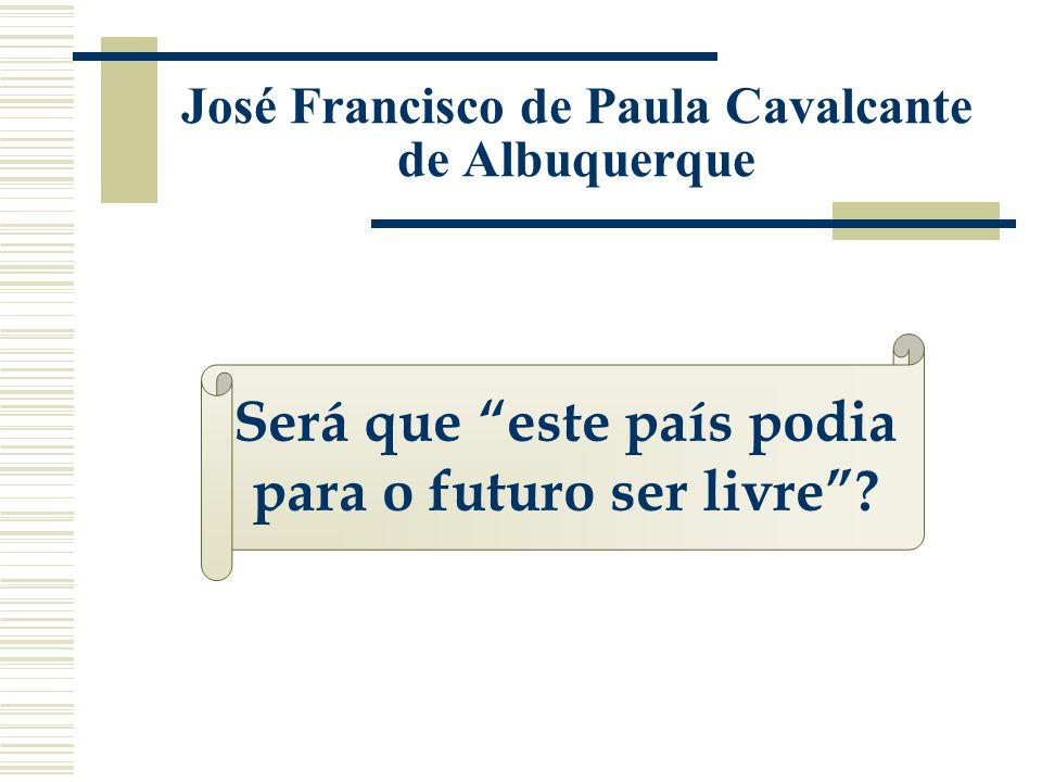 José Francisco de Paula Cavalcante de Albuquerque