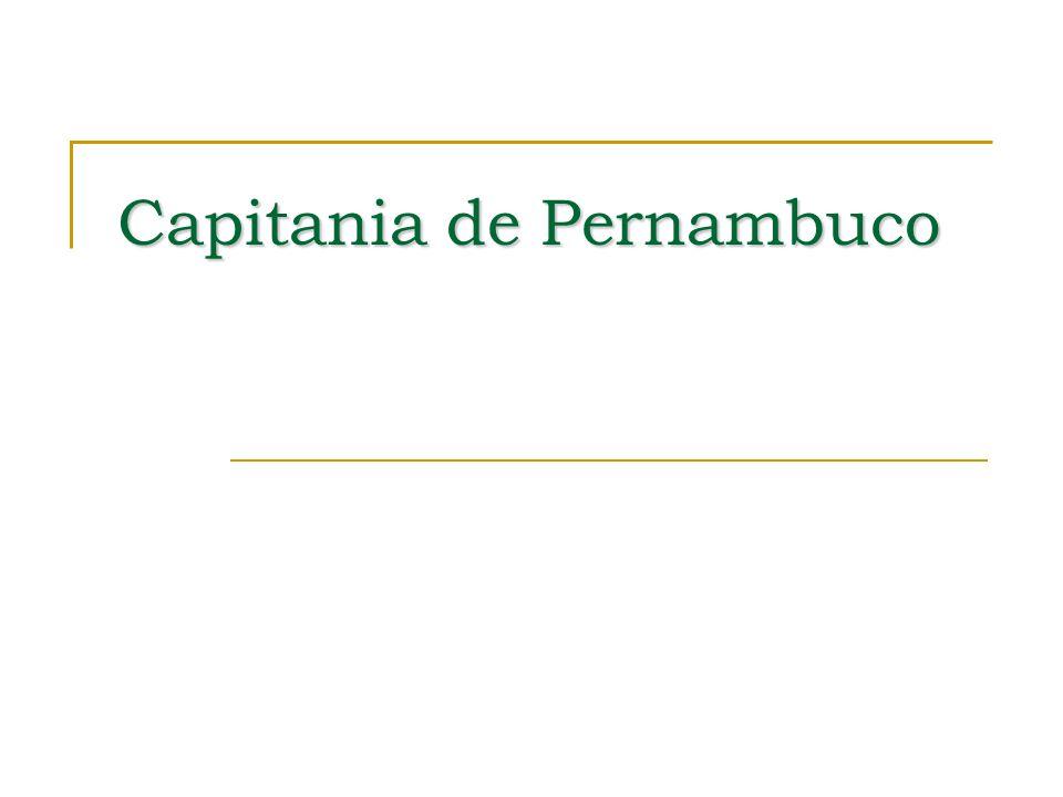 Capitania de Pernambuco
