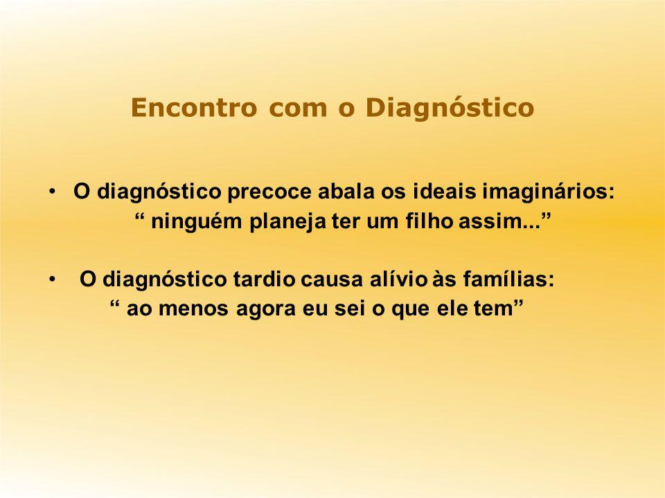 Encontro com o Diagnóstico