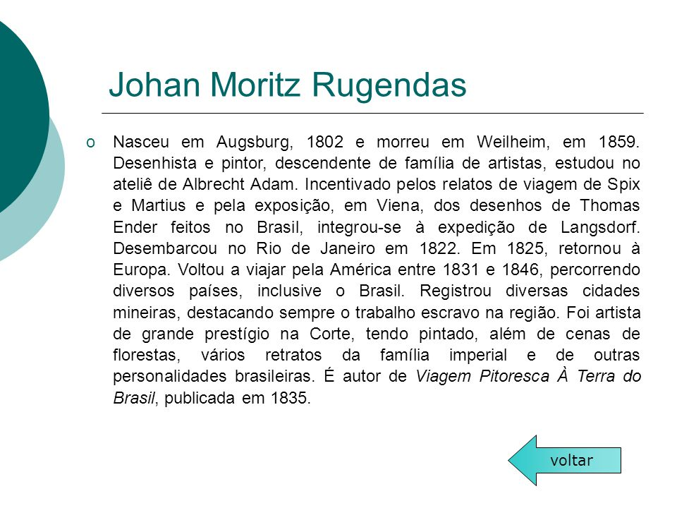Johan Moritz Rugendas