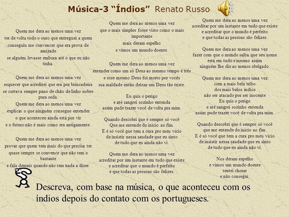 Música-3 Índios Renato Russo