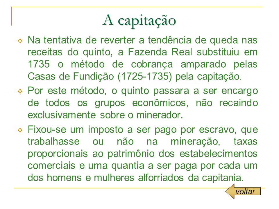 A capitação