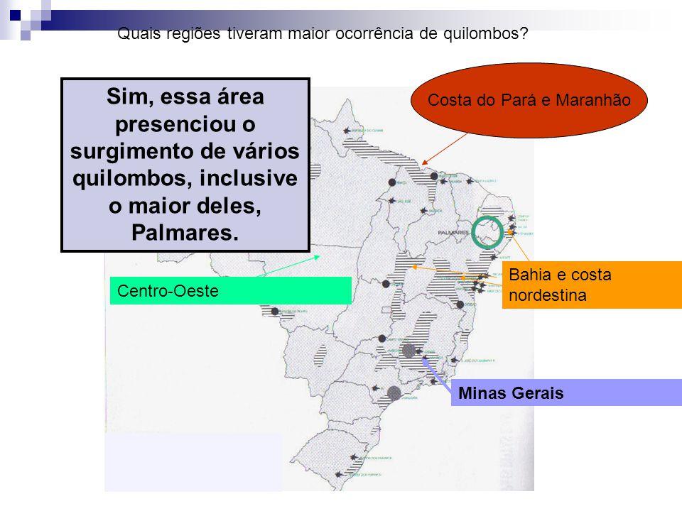 Costa do Pará e Maranhão