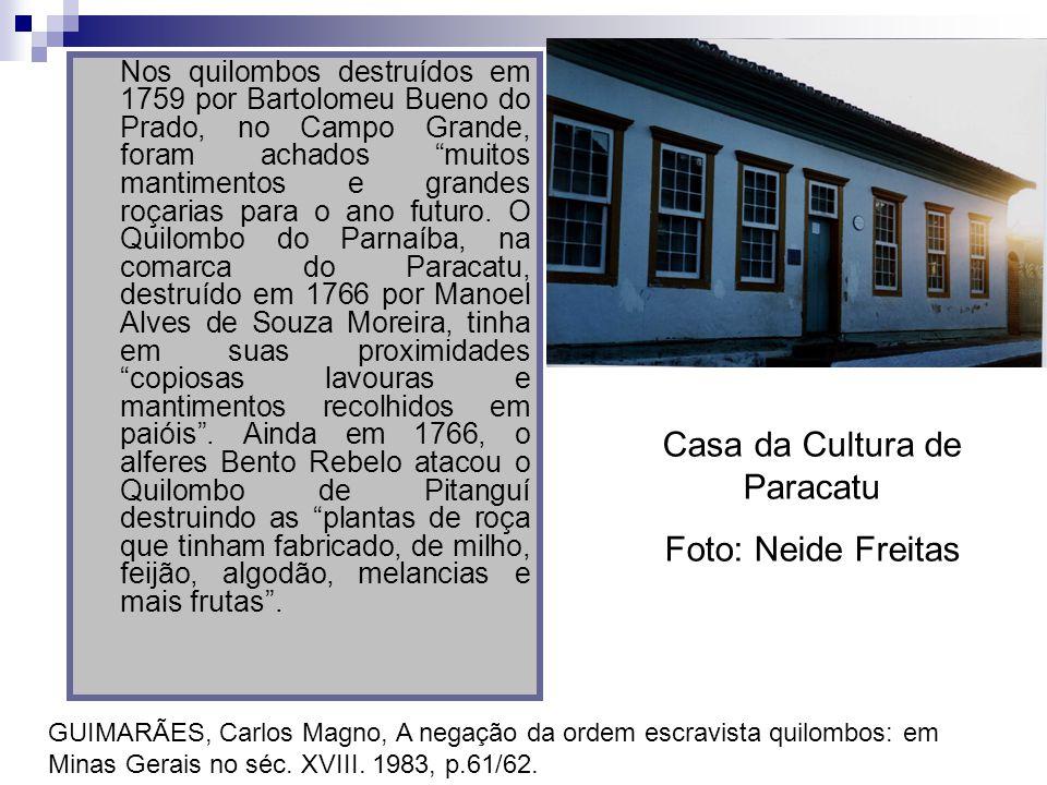 Casa da Cultura de Paracatu