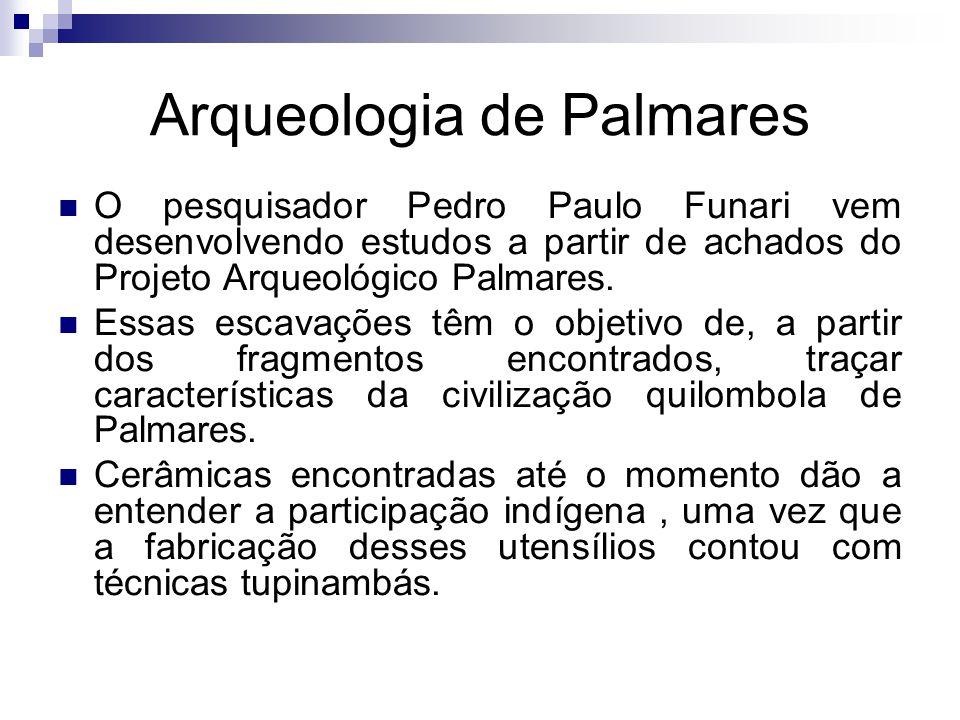 Arqueologia de Palmares
