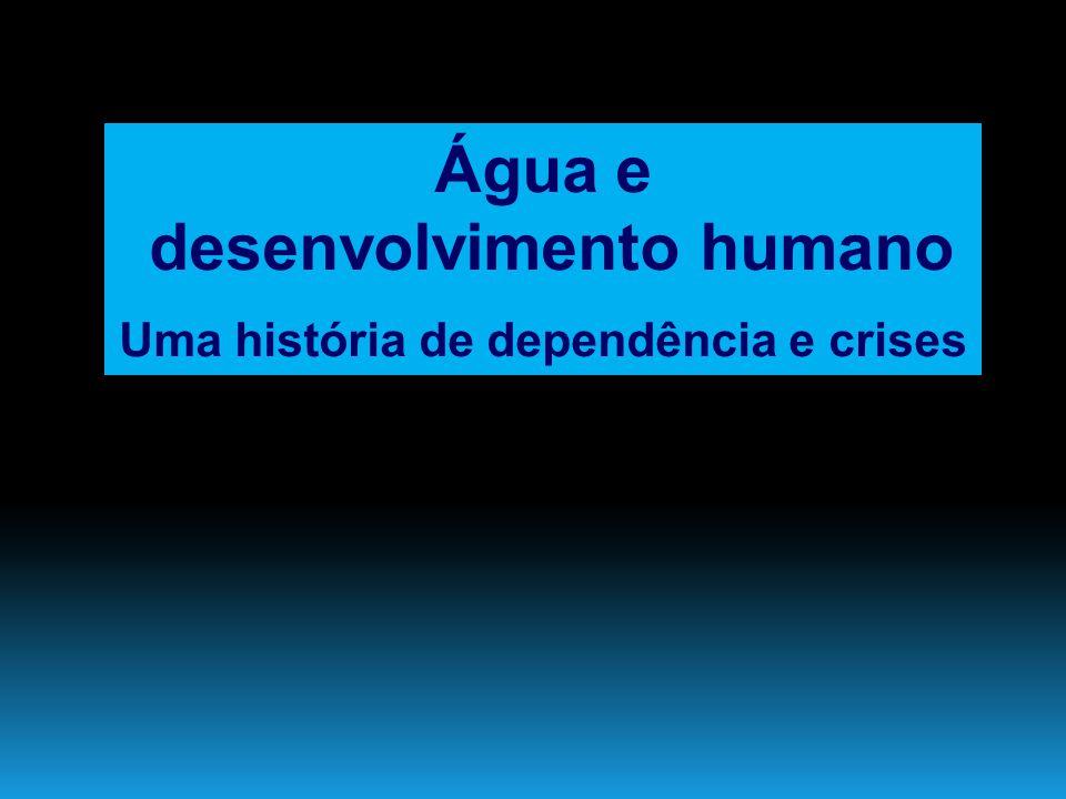 desenvolvimento humano Uma história de dependência e crises