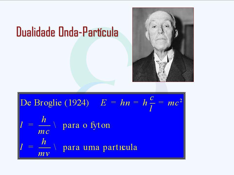 Dualidade Onda-Partícula