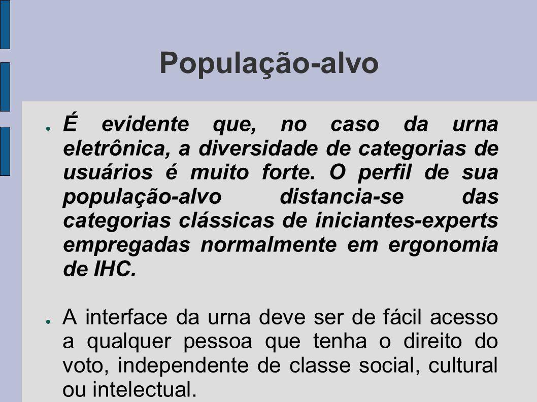 População-alvo