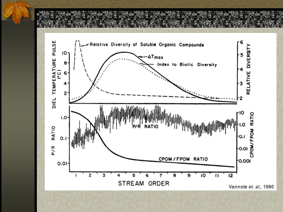 Vannote et. al., 1980