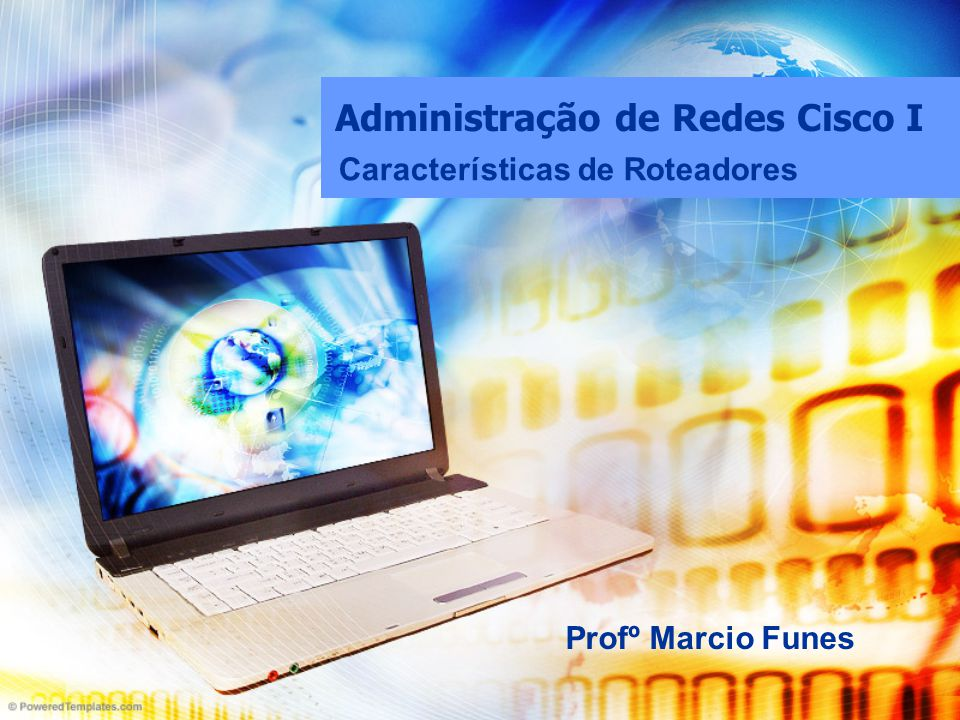 Administração de Redes Cisco I