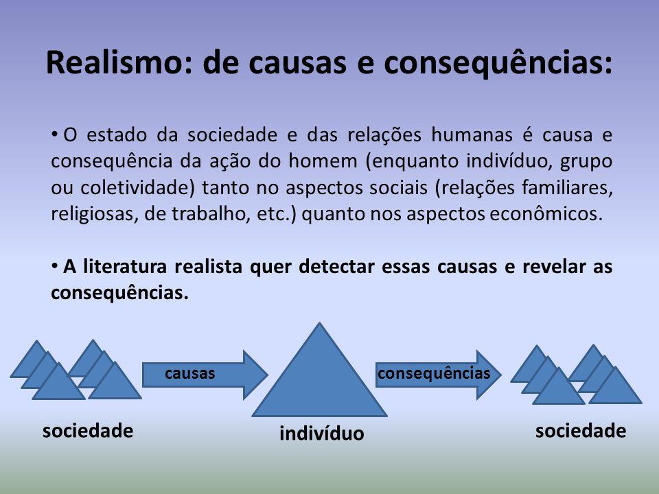 Realismo: de causas e consequências: