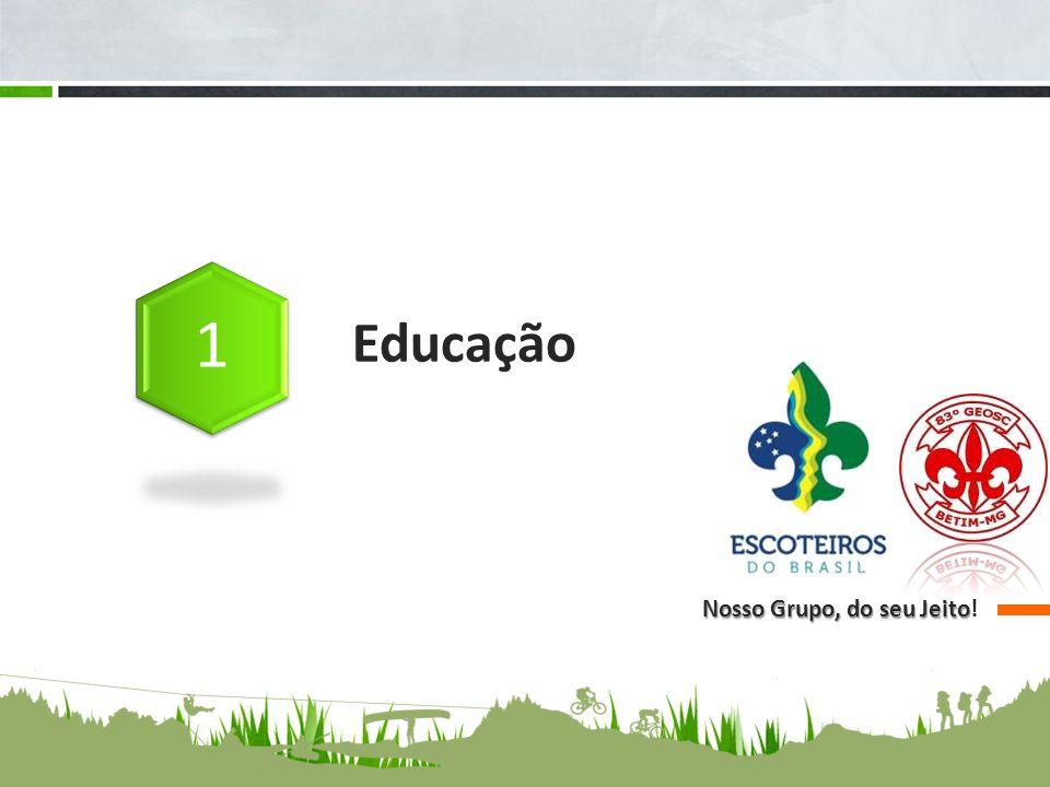 Educação 1 Nosso Grupo, do seu Jeito!