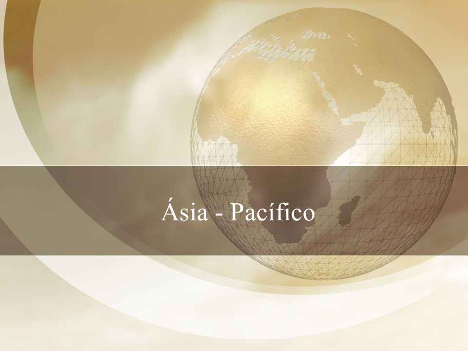 Ásia - Pacífico