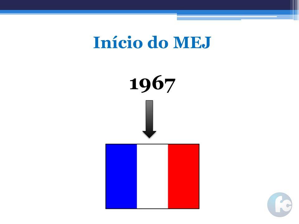 Início do MEJ 1967.