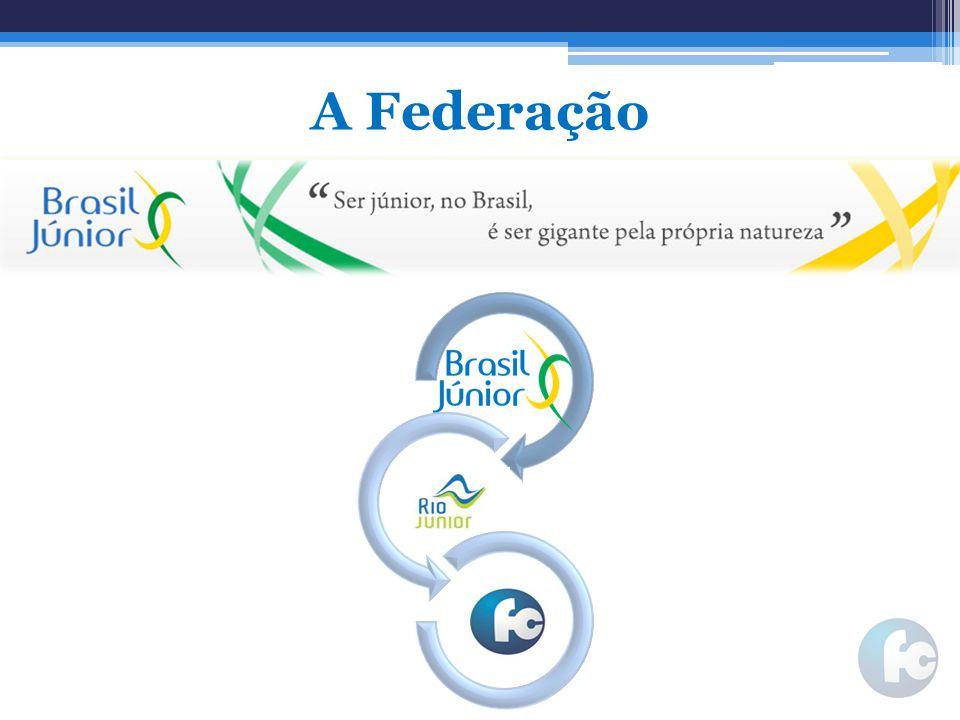 A Federação Frase da Brasil Júnior. A Brasil Júnior da suportes às Federações, no nosso caso a Rio Júnior, e a Rio Júnior da suporte à Focus.
