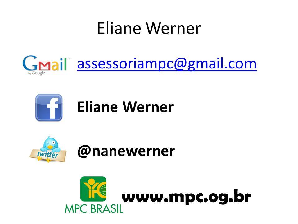 Eliane Werner www.mpc.og.br