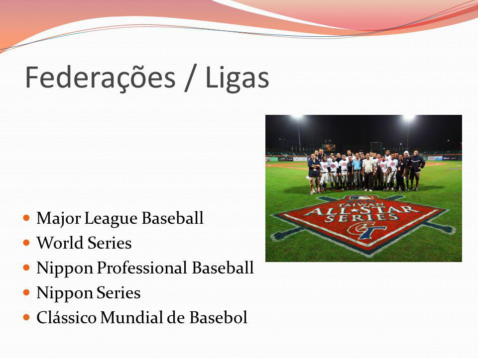 Federações / Ligas Major League Baseball World Series