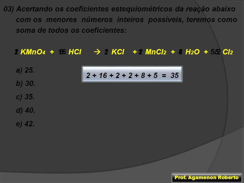 KMnO4 + HCl  KCl + MnCl2 + H2O + Cl2