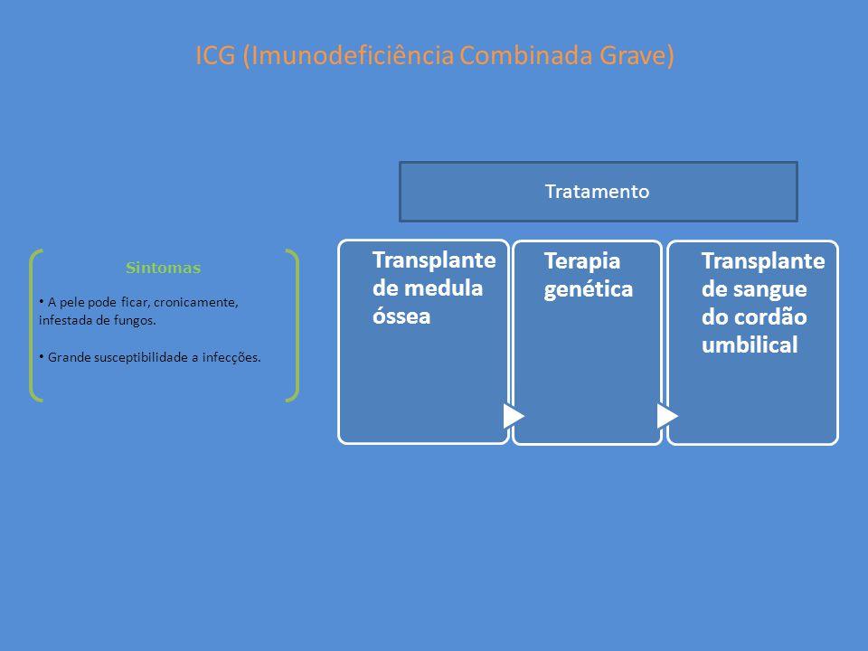 ICG (Imunodeficiência Combinada Grave)