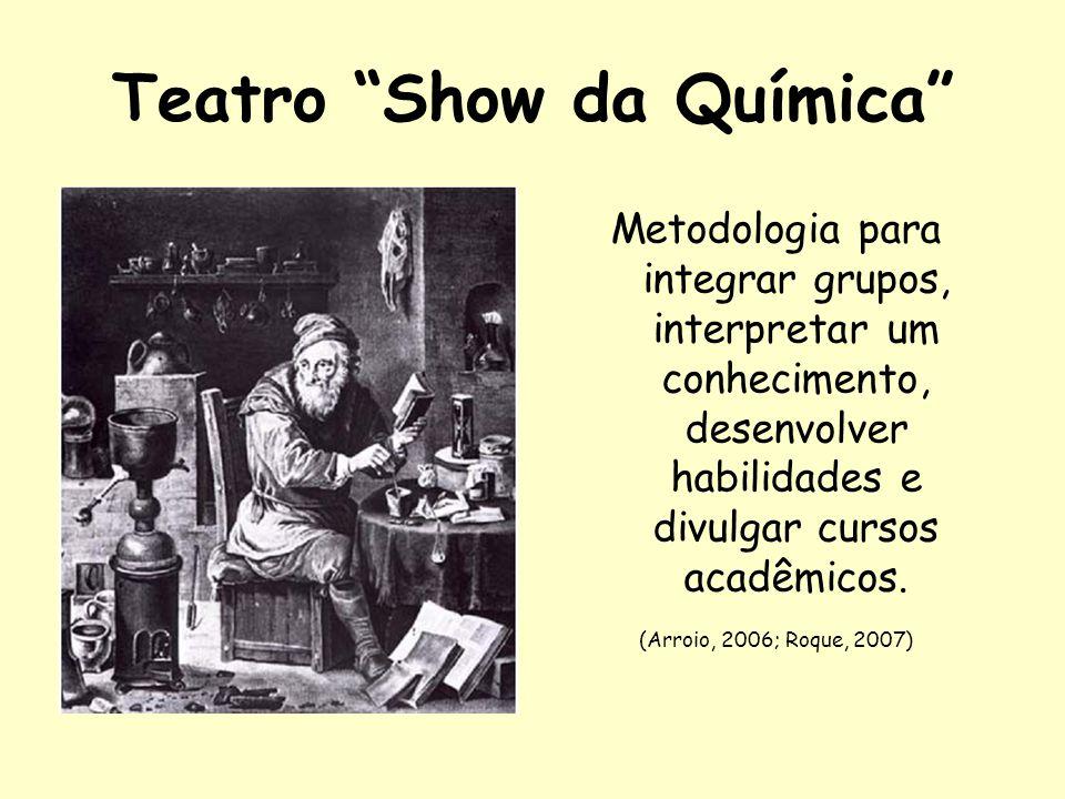 Teatro Show da Química