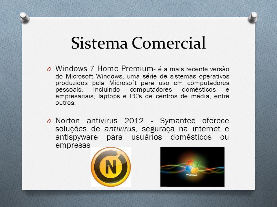 Sistema Comercial