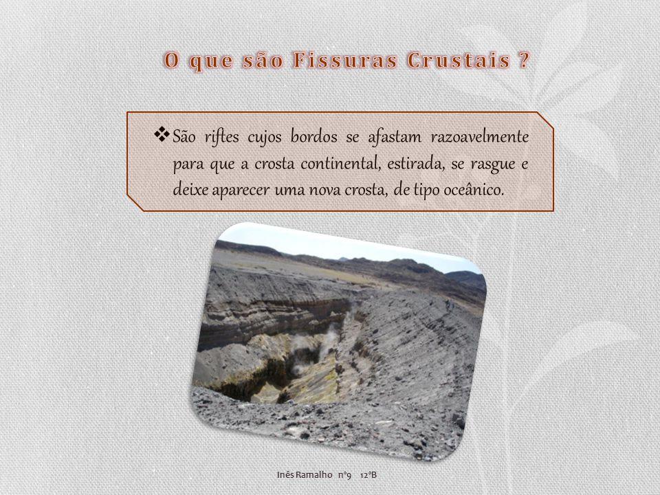 O que são Fissuras Crustais