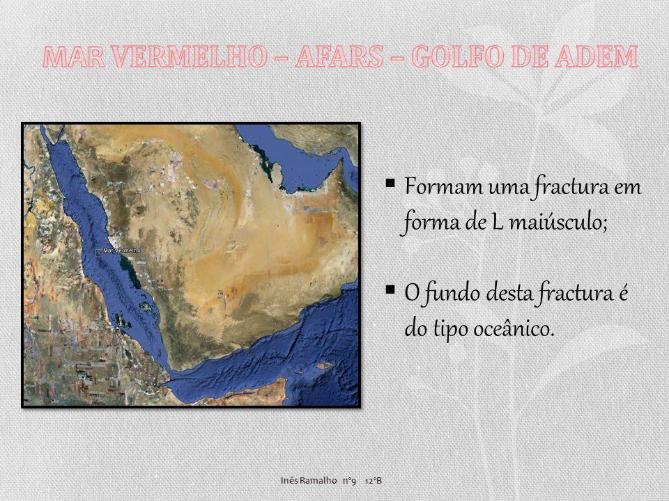 MAR VERMELHO – AFARS – GOLFO DE ADEM