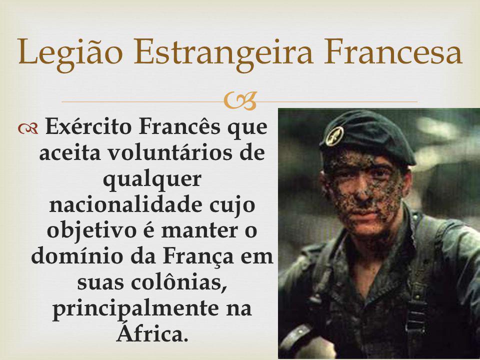 Legião Estrangeira Francesa