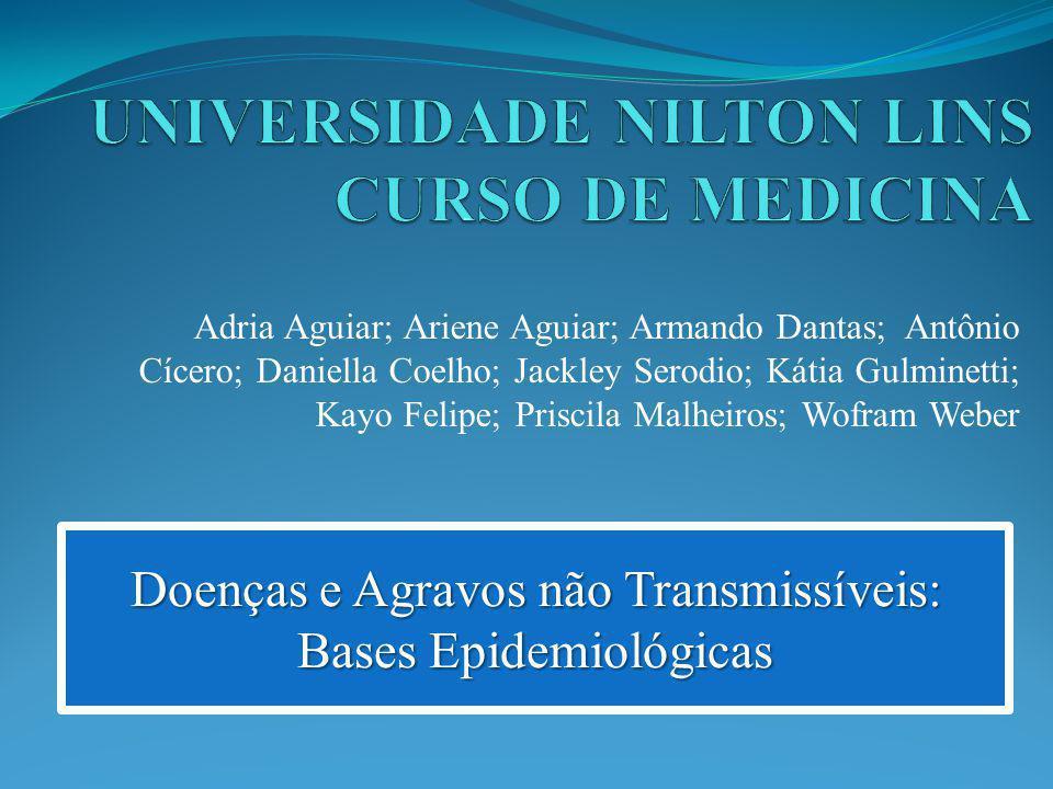 UNIVERSIDADE NILTON LINS CURSO DE MEDICINA