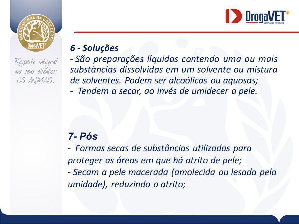 6 - Soluções